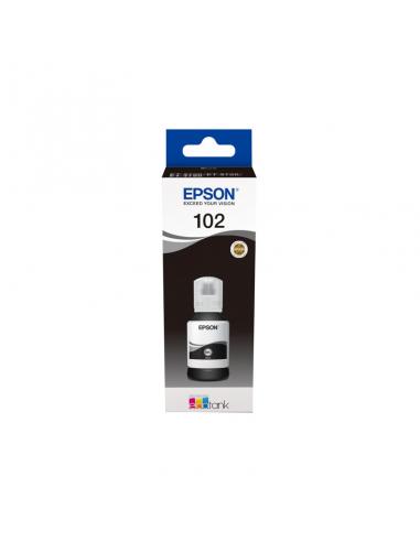 Encre Epson série 102 Noir