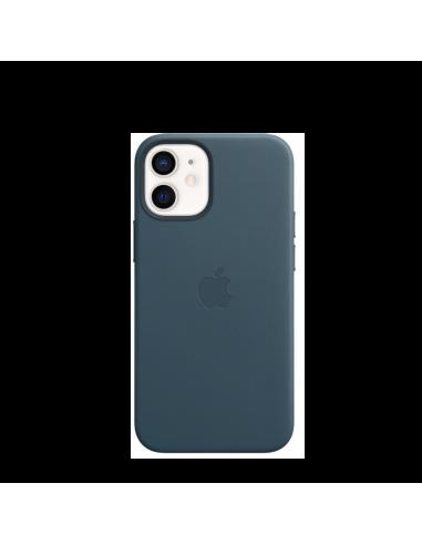 Coque en Cuir avec MagSafe pour iPhone 12 mini
