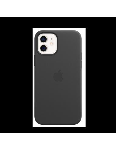 Coque en cuir avec MagSafe pour iPhone 12 / 12 Pro