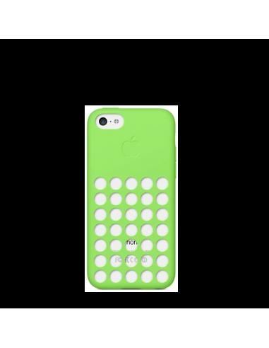 Coque silicone Apple pour iPhone 5c