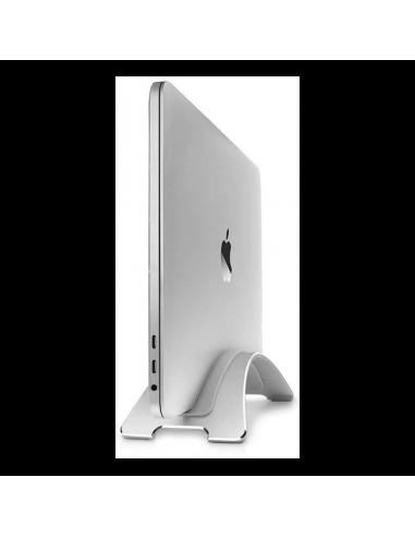 Support BookArc pour MacBook Argent