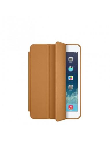 Smart Case en cuir Marron pour iPad...
