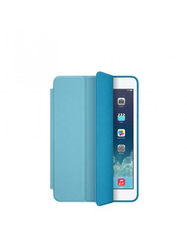 Smart Case en cuir Bleu pour iPad...