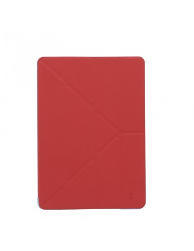 Protection Folio Slim Rouge pour iPad...