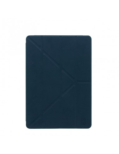 Protection Folio Slim Bleu pour iPad...