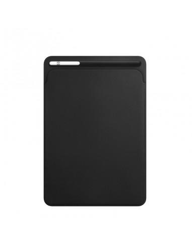 """Etui en cuir Noir pour iPad 10,5"""""""