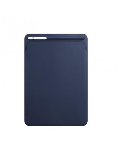 """Etui en cuir Bleu Marine pour iPad 10,5"""""""