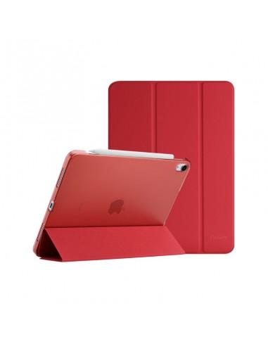 Protection Folio pour iPad Air 4 - Rouge