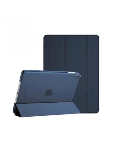 Protection Folio pour iPad 7/8 Bleu