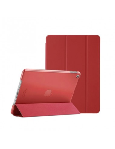 Protection Folio pour iPad 7/8 Rouge