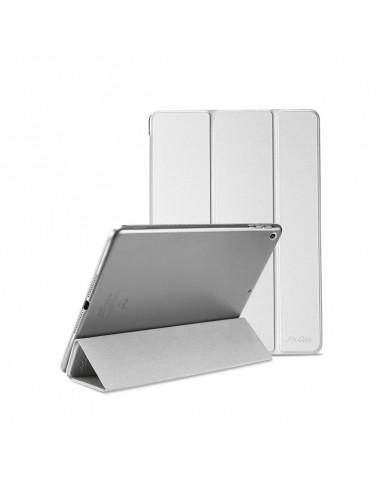 Protection folio Cover+Case Gris pour...