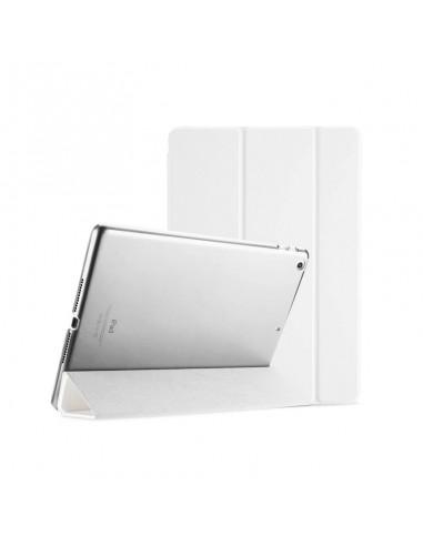 Protection folio Cover+Case Blanc...