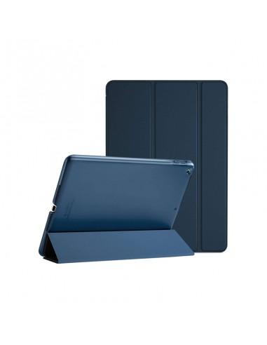 Protection folio Cover+Case Bleu...