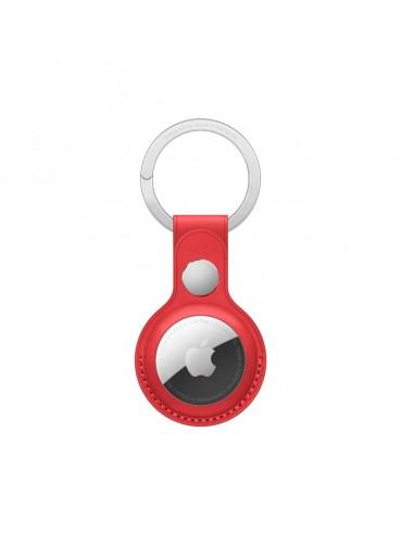 Porte-clés en cuir AirTag