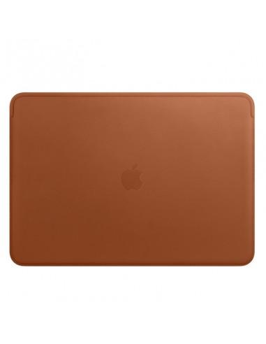 """Housse en Cuir Apple pour MacBook Pro 15"""" - Havane"""