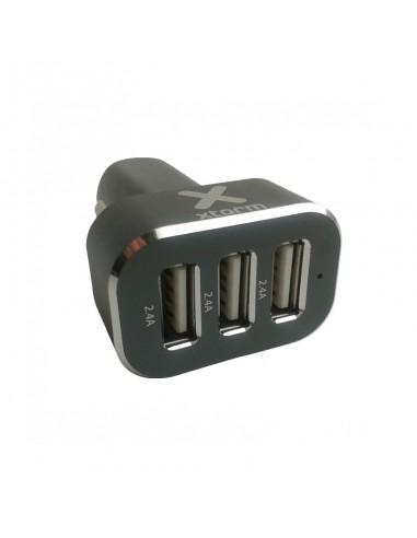 Chargeur Allume-cigare 3 x USB pour...