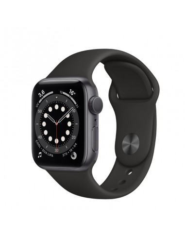 Apple Watch Series 6 Boitier Aluminium GPS