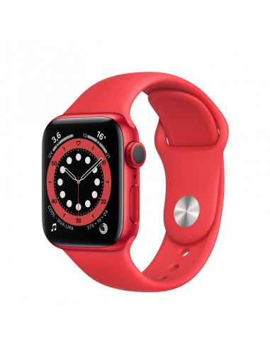 Apple Watch Série 6 (PRODUCT)RED...