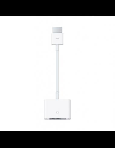 Adaptateur HDMI vers DVI Apple