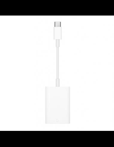 Adaptateur USB‑C vers lecteur de...
