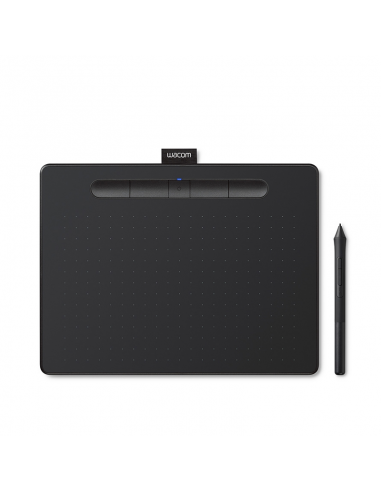 Tablette Wacom Intuos S Bluetooth Noir