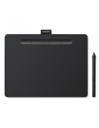 Tablette Wacom Intuos M Bluetooth Noir