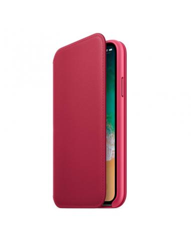 Etui folio en cuir Apple pour iPhone...